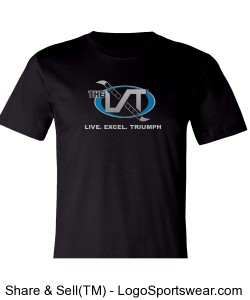The LXT Men's Tee Design Zoom