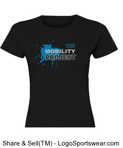 Mobility Project Woman's Tee Design Zoom